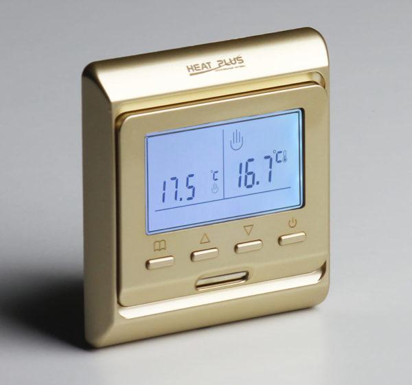 Termoregulyator Heat Plus M6.716 Zolotoj kupit dlya tyoplogo pola 3