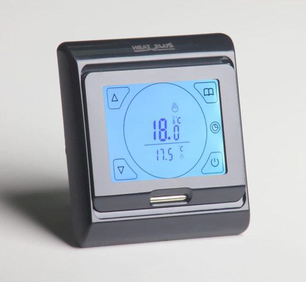 Termoregulyator Heat Plus M9.716 Chyornyj kupit dlya tyoplogo pola (2)