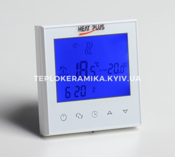 Терморегулятор Heat Plus BHT-321GB Белый 1